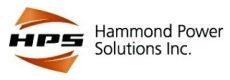 Hammond Power Solutions Distributor - Web-Based Distribution Software